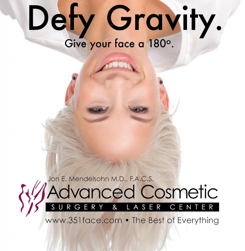 Defy Gravity-Cosmetic Surgery
