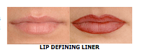 lip defining liner-1