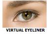 virtual eyeliner