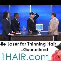 Dr. Jon Mendelsohn discusses the capillus mobile laser for thinning hair and hair loss.