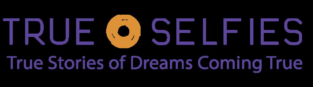 trueselfies-purplewgold-on-white-logo