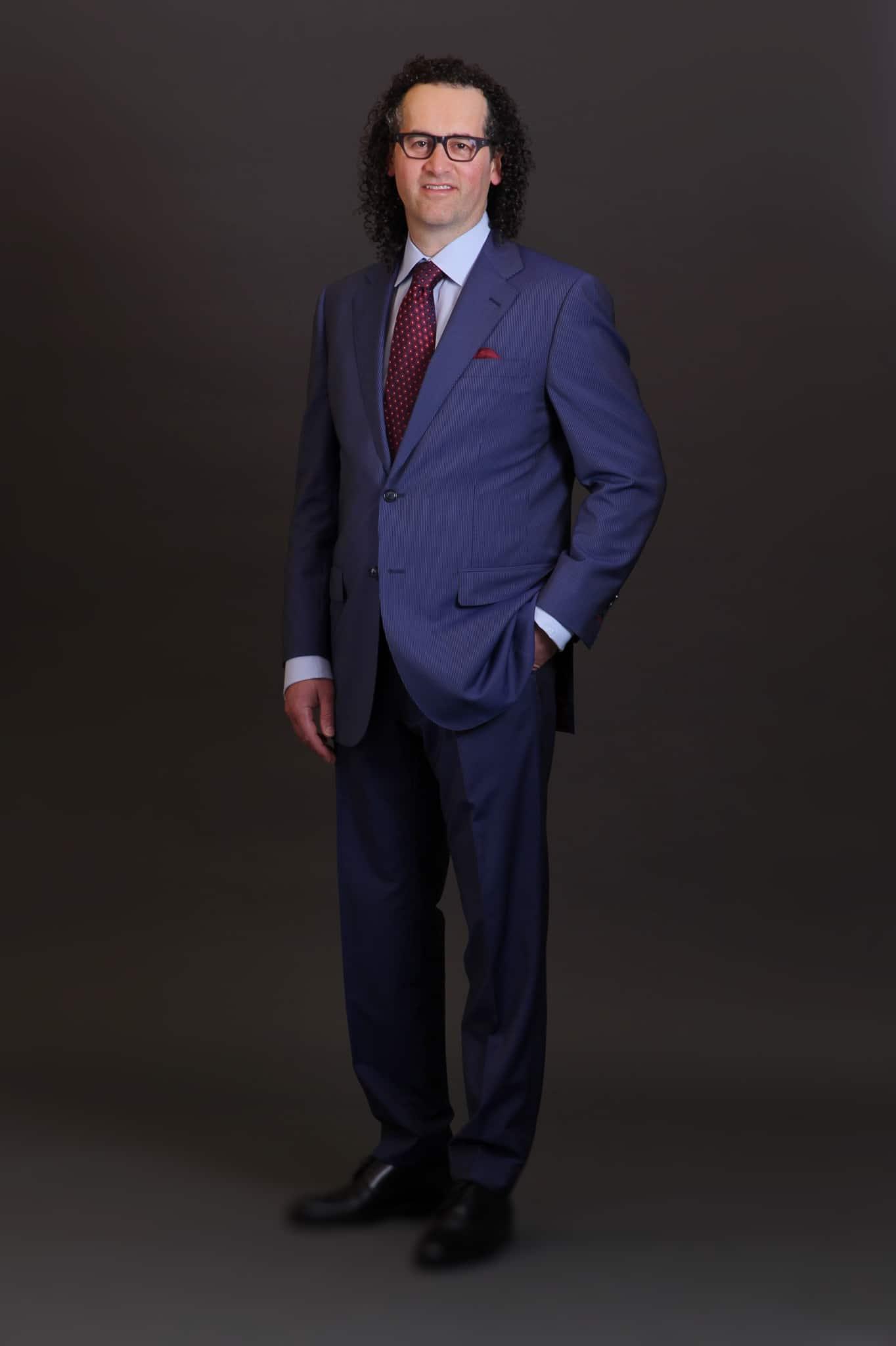 Dr Jon Mendelsohn