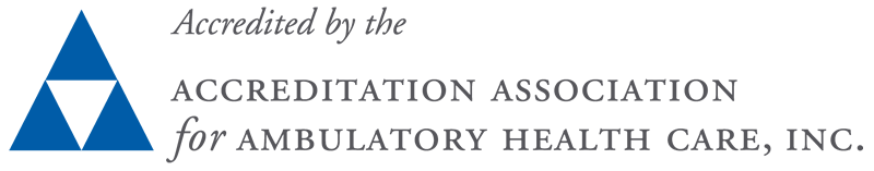 AAAHC Accreditation Logo for Advanced Cosmetic