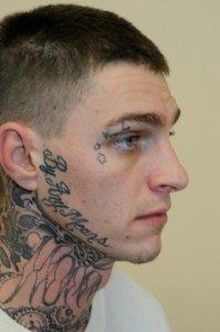 Face and Neck Tattoos