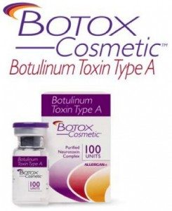 botox cosmetic product