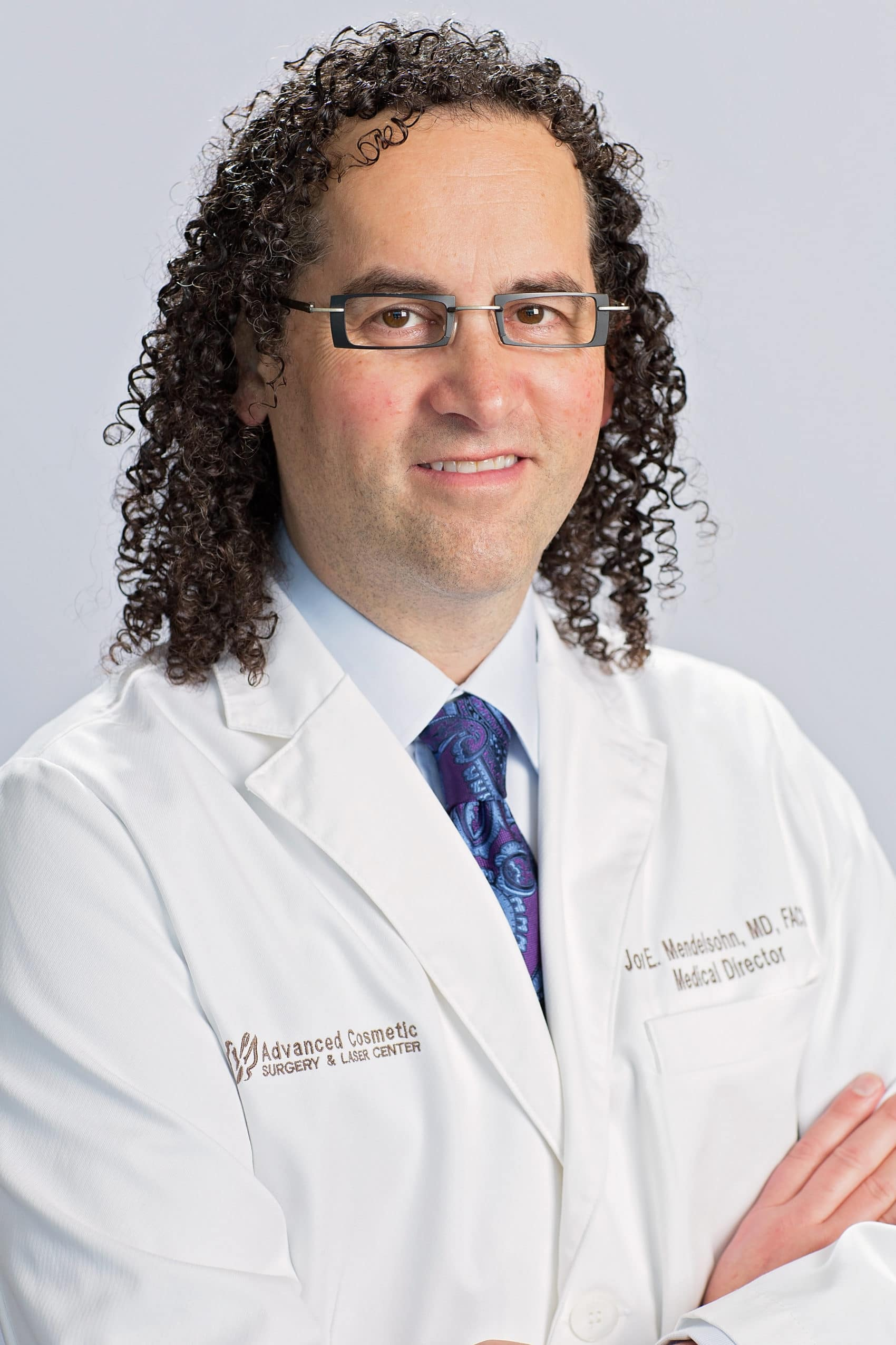 Dr. Mendelsohn - White Coat