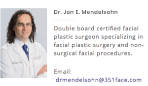 Dr. Jon Mendelsohn