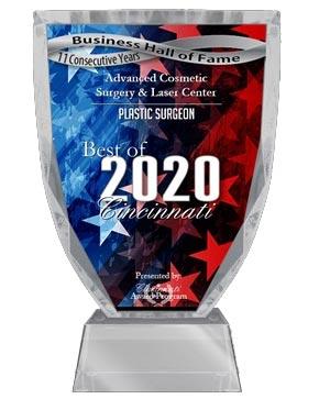 best of 2020 cincinnati plastic surgeon